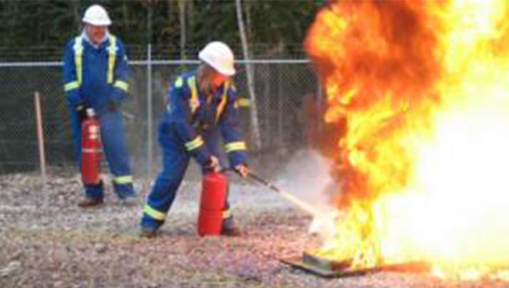 Yangın Önlemleri ve Mücadele Eğitimi